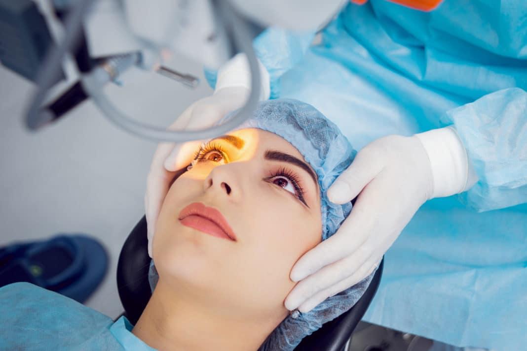 eye surgery Perth
